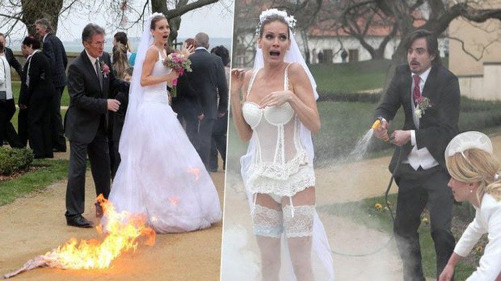 Свадебные неудачи