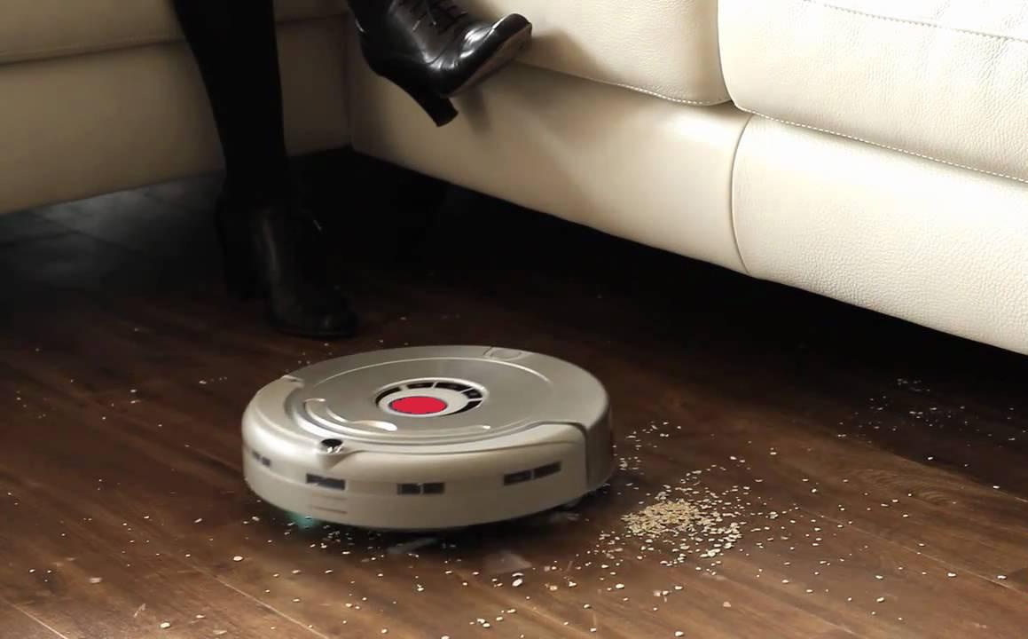 Когда даже робот-пылесос неудачник