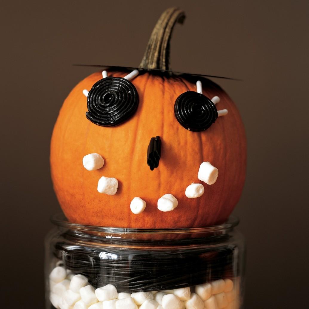 Фото подборка прикольных украшений и поделок на Хэллоуин