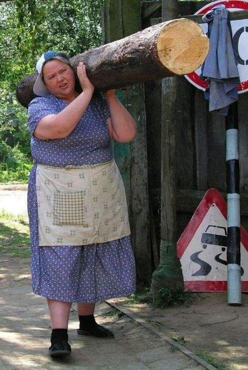 Ох уж эти Русские женщины