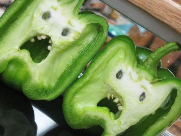 Овощные монстры