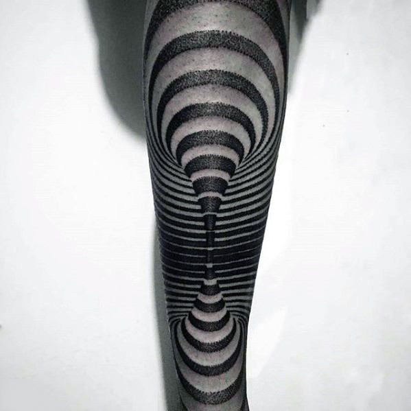 Иллюзия на теле