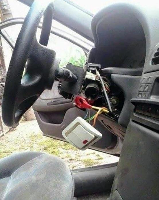 Будни автослесаря