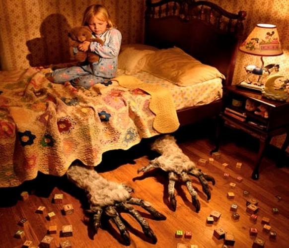 Монстры под кроватью