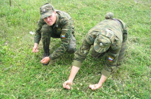 Армия всему научит