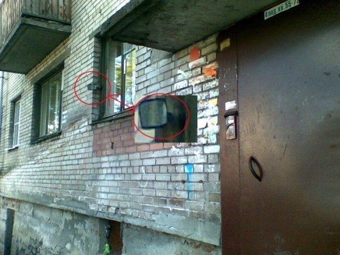 Подборка фото приколов про слежку