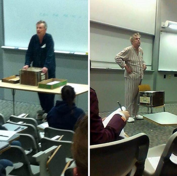 Экстравагантные учителя
