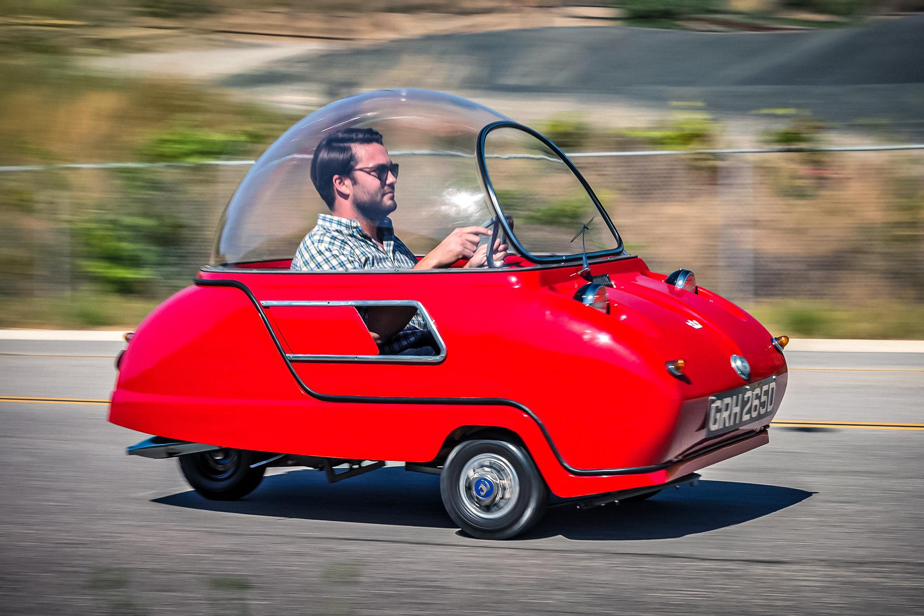 Малютки из мира автомобилей