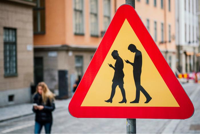 Фото подборка о том, как современный мир поглотили технологии