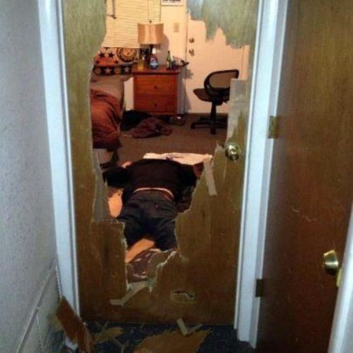 Когда ты пьян в стельку. Фото подборка странных поступков, которые нельзя совершить трезвым