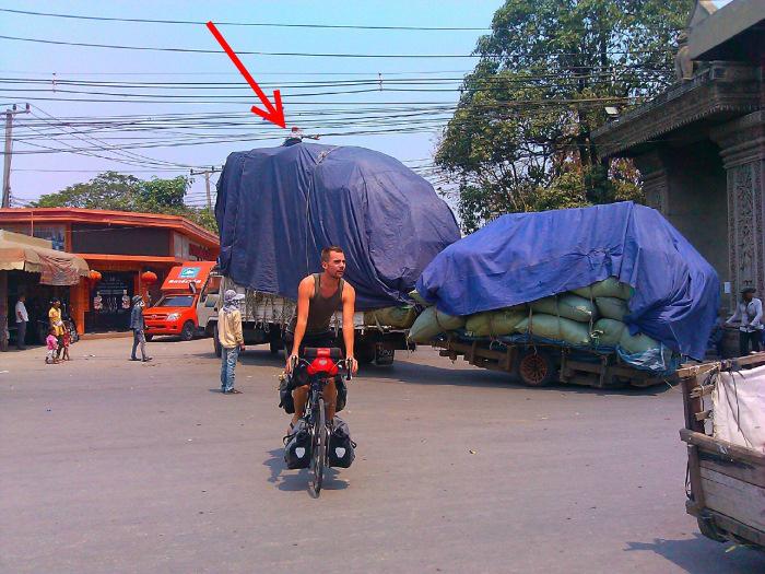 Когда решил отдохнуть в Таиланде