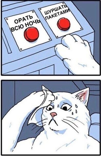 Очень сложный выбор