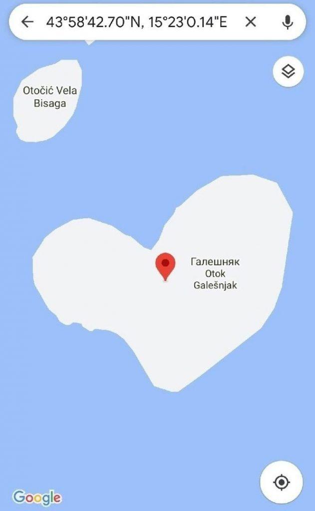 И острова не жалко