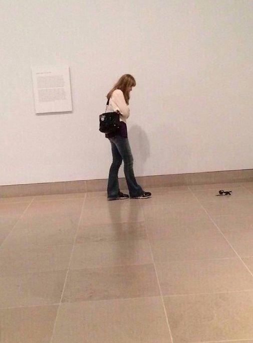 Абстрактное искусство оно такое