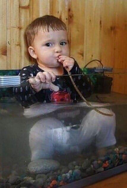 Дети — это счастье и они несут любовь