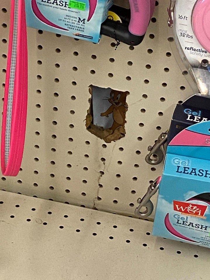 Курьёзные случаи в магазине
