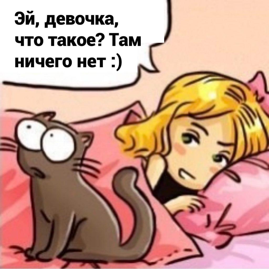 Кошачьи суперспособности