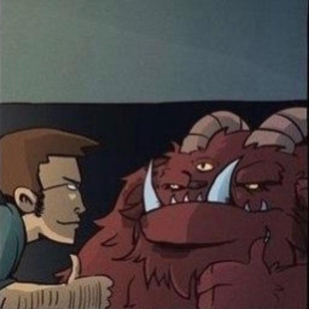 Ужасы под кроватью