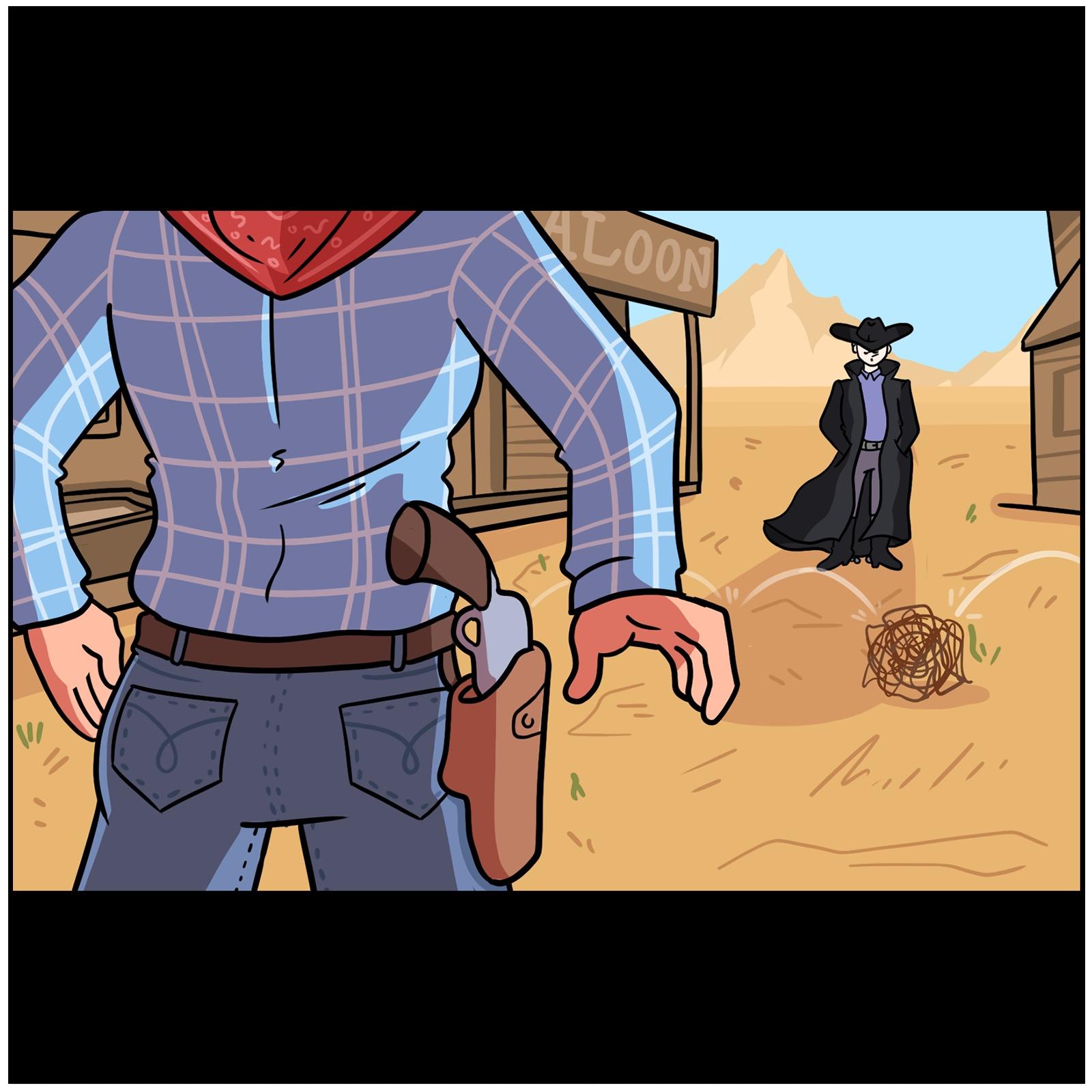 Ковбойская история