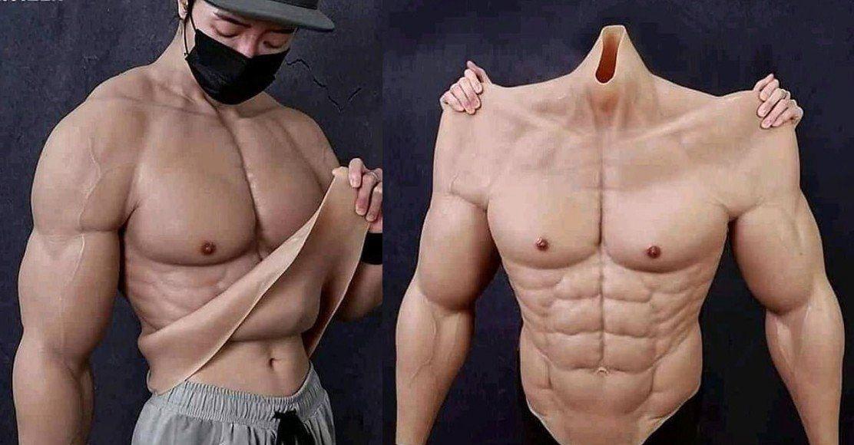 Отличный силиконовый костюм