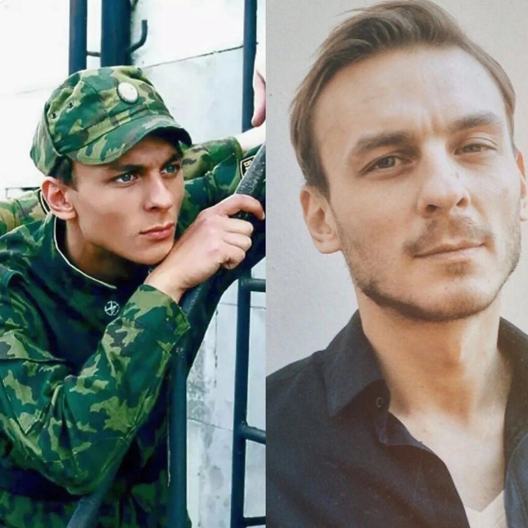 Актёры сериала Солдаты
