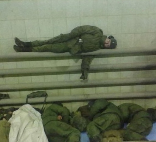 Солдат спит — служба идёт