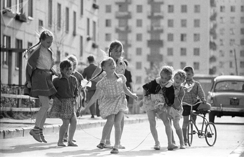 Назад в прошлое: вспоминаем лето в СССР