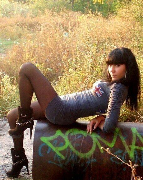 Сила русских девушек