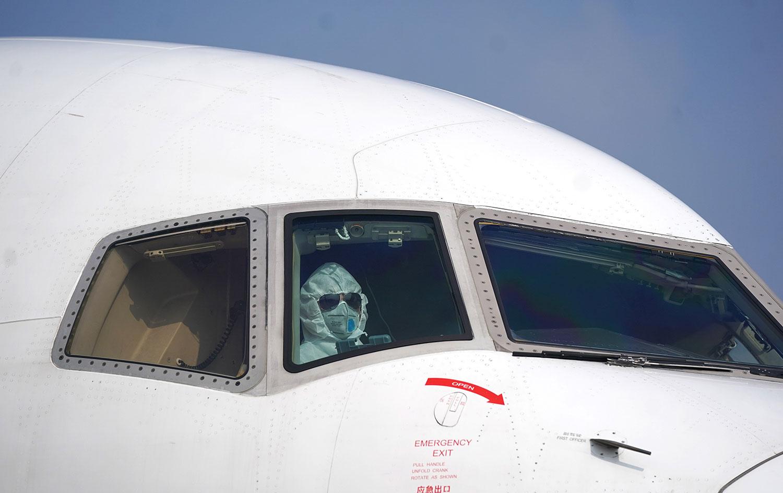 Как в 2021 летают на самолётах