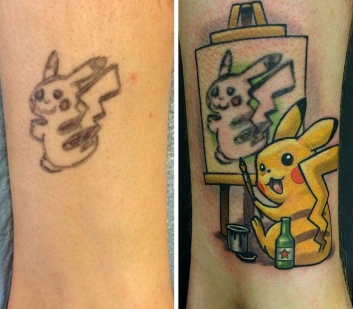 Хотите татуировку? вот интересные идеи