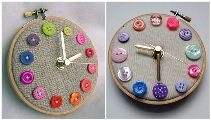Часики-то тикают! Идеи завораживающих часов
