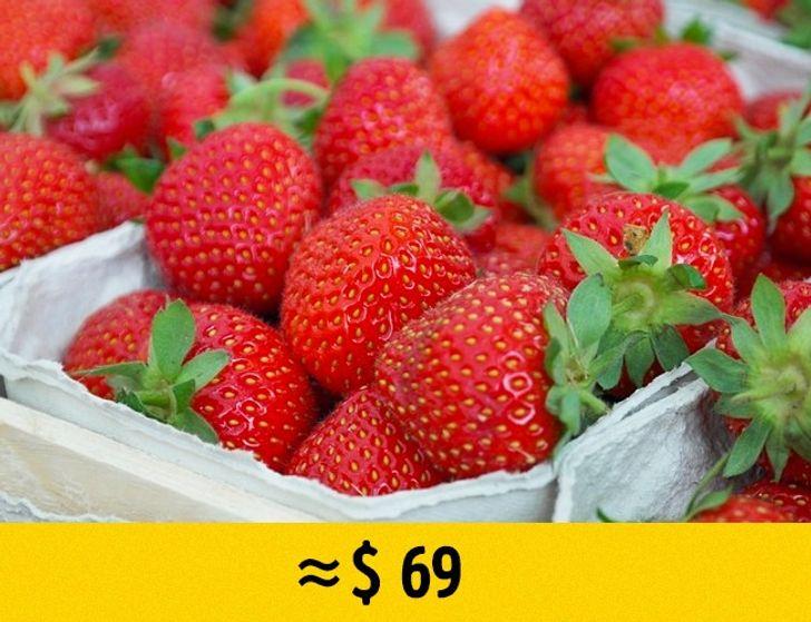Продай квартиру и купи фрукт