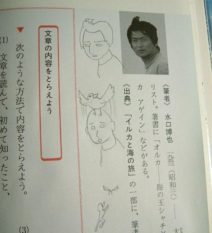 Зарисовки на страницах
