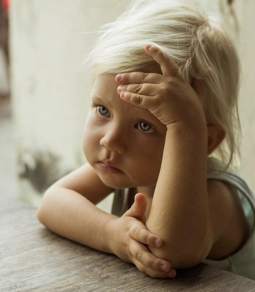 Фраза из детства « Вырастишь поймёшь»
