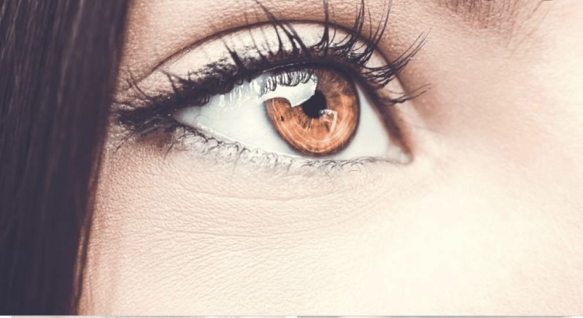 Карие глаза, вовсе не карие