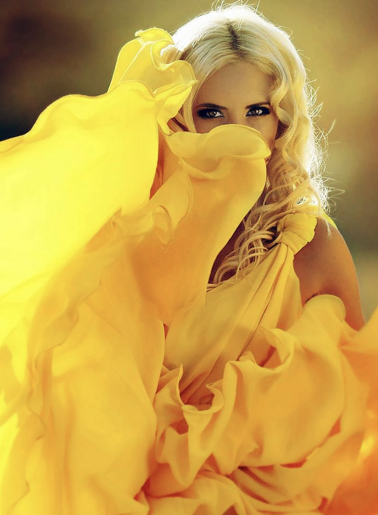Интересный факт о желтом цвете