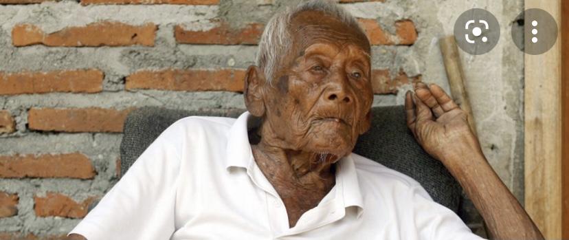 Самый старый человек на свете