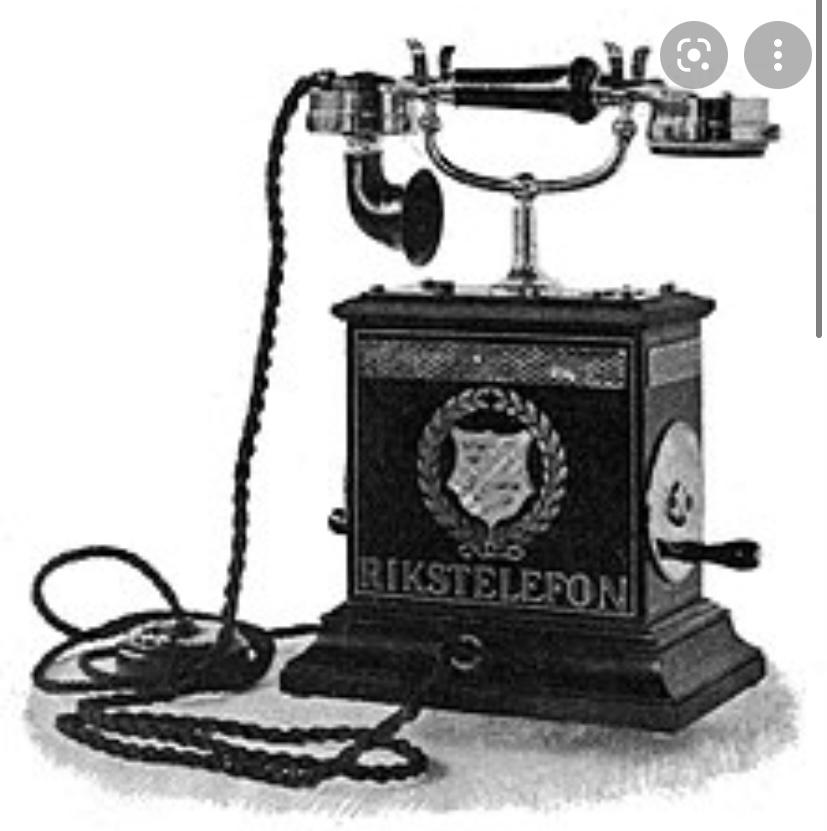 Кто изобрёл первый телефон