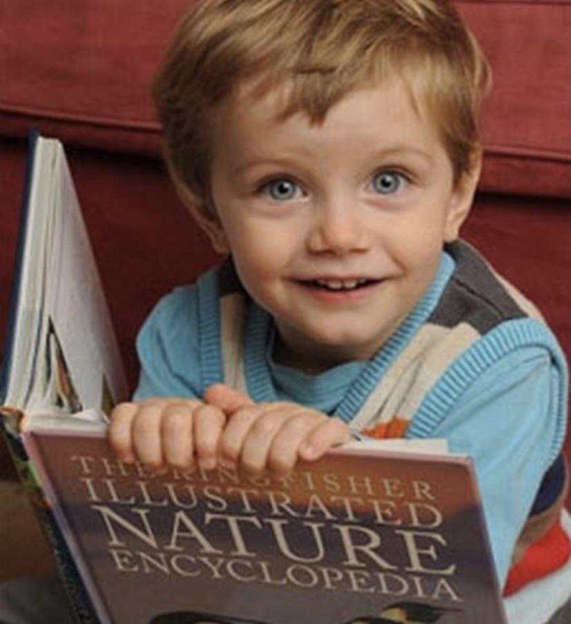 Самый умных ребёнок в мире