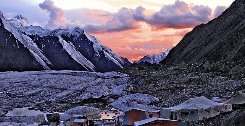 Самая высокая точка в Казахстане