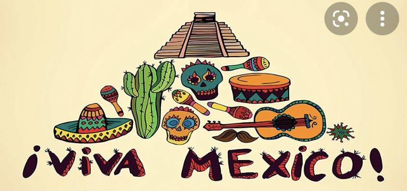 Мексика она такая