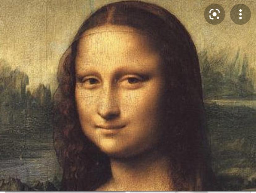 Портрет Моно Лизы