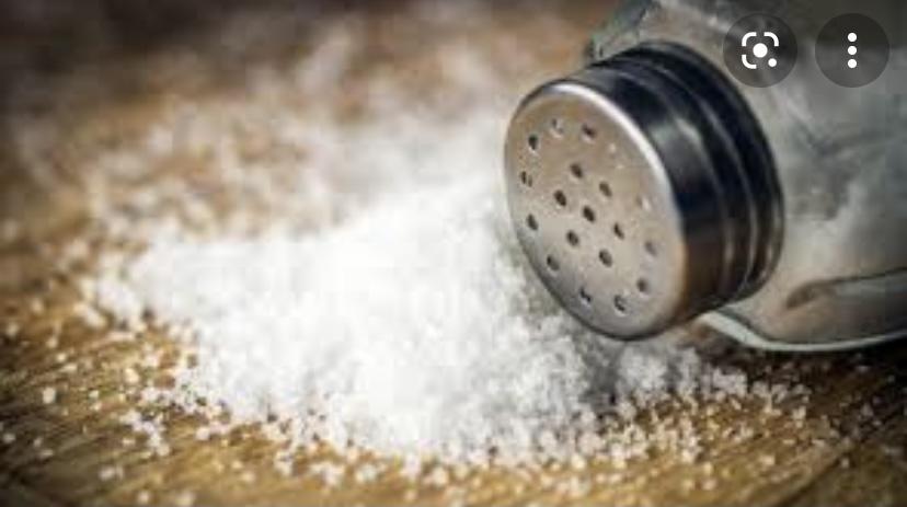 Как добывали соль раньше