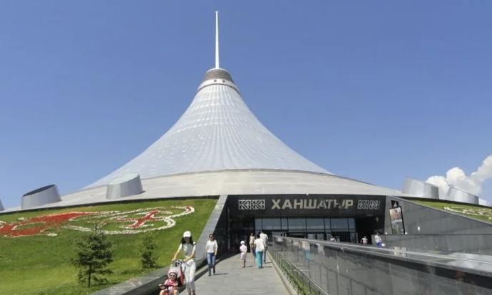 Новый год в Казахстане