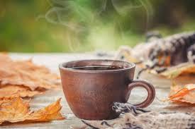 Горячий чай в жару