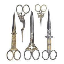 Ножницы- наследие Леонардо да Винчи