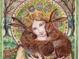 Пасха- языческий праздник