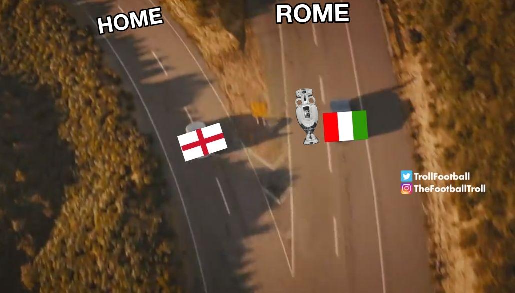 Мемы на Евро-2020