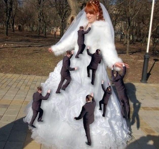 Обычная свадьба