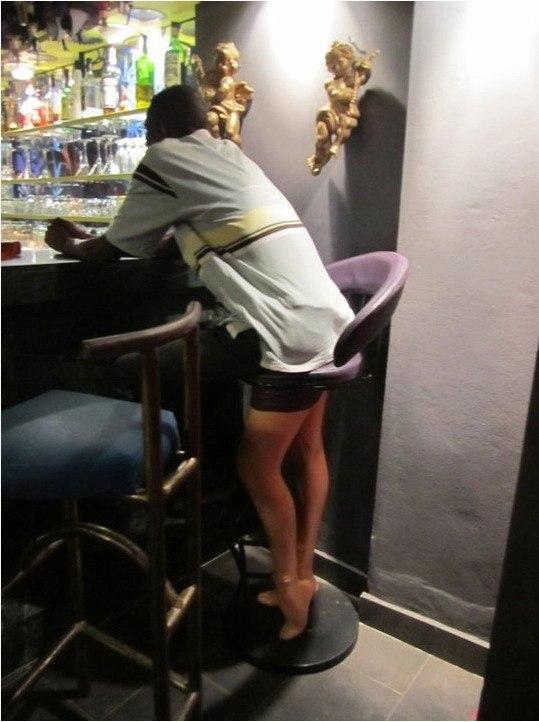 Смешные стулья